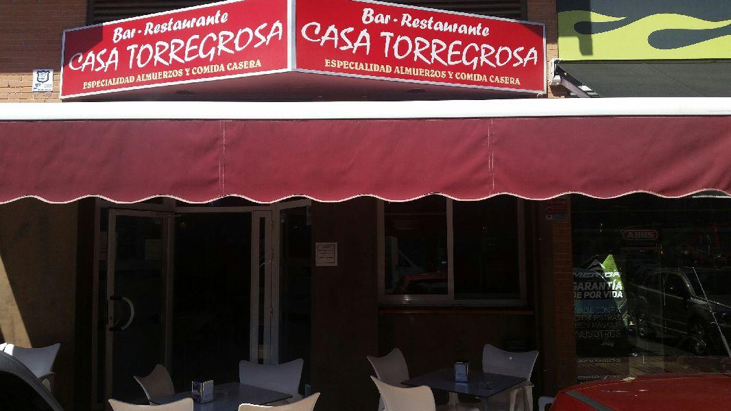 Bar-Restaurante CASA TORREGROSA