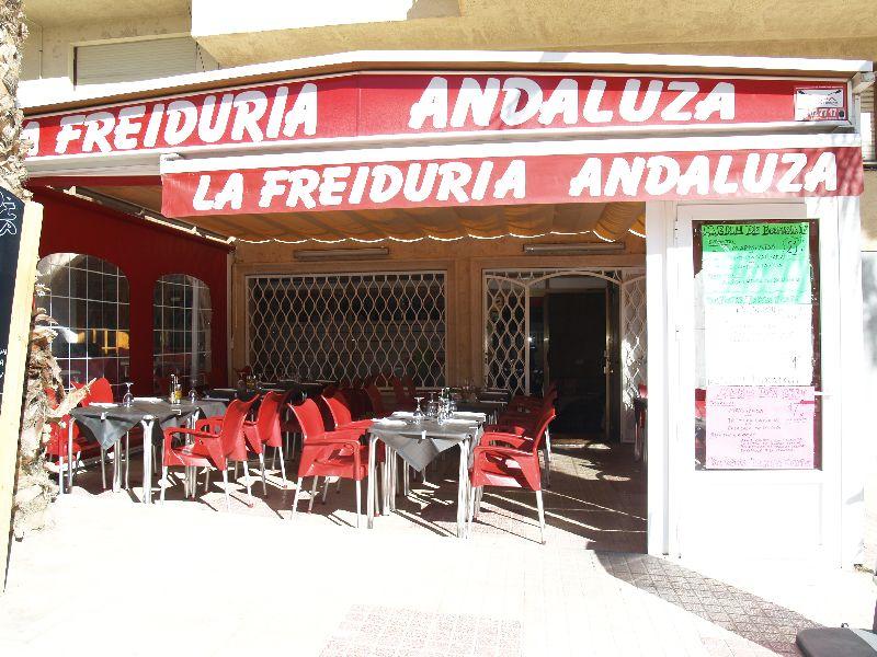 LA FREIDURÍA ANDALUZA