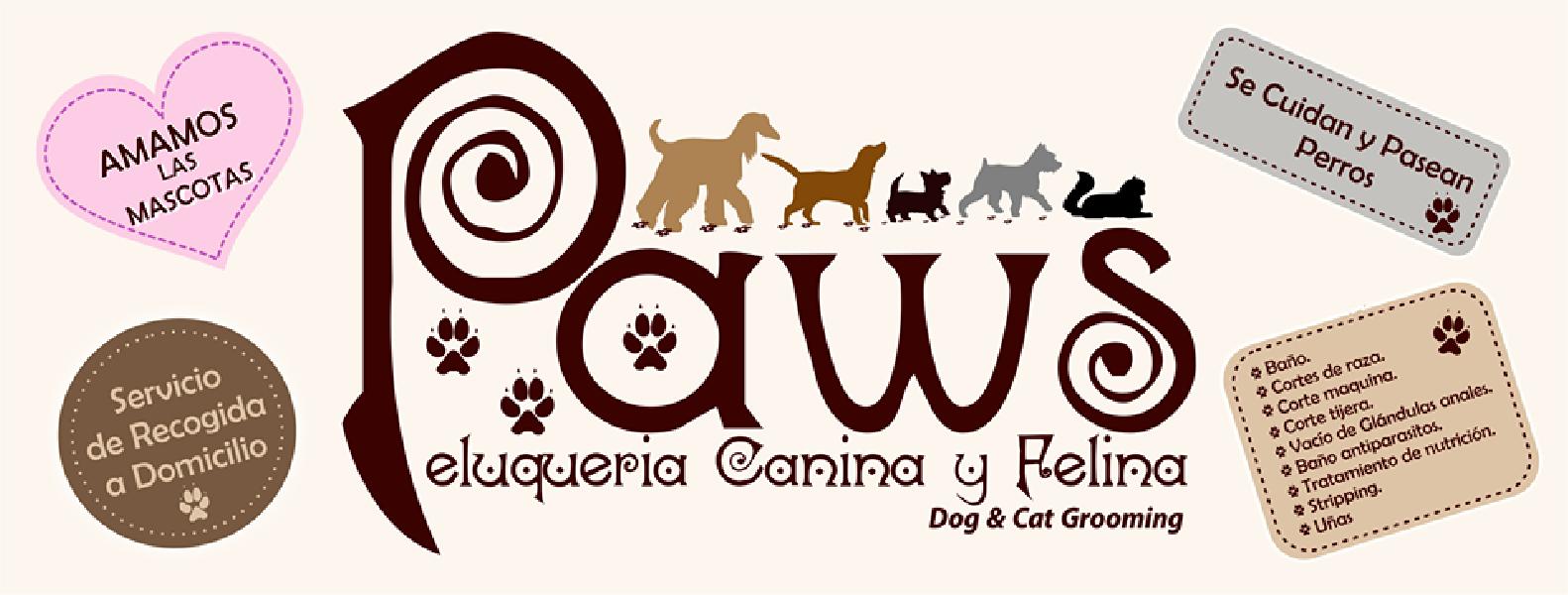 PAWS, Peluquería canina y felina