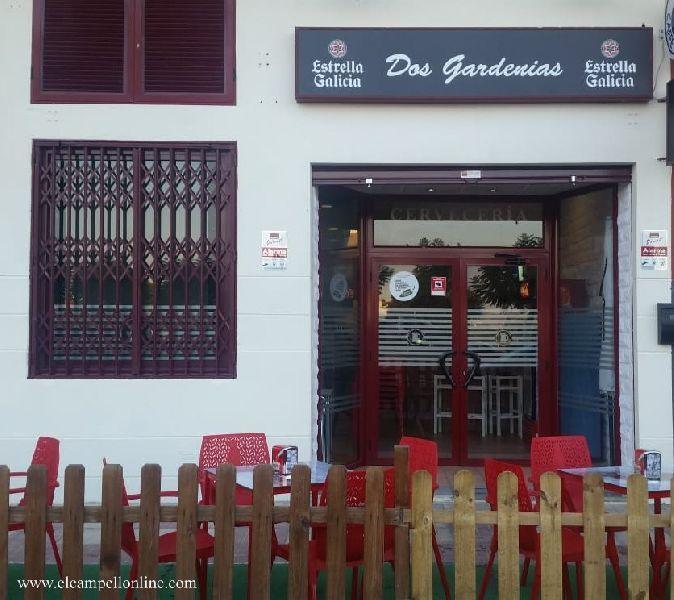 DOS GARDENIAS, Bar, Restaurante, Cervecería