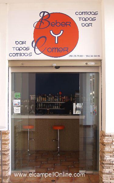 BEBER Y COMER,  Restaurante