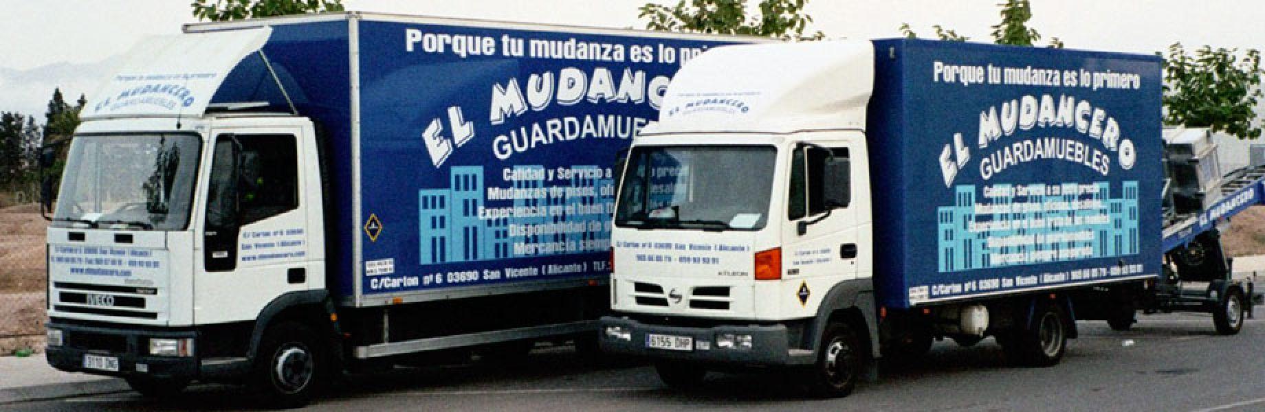Mudanzas El Mudancero # Muebles Raspeig San Vicente