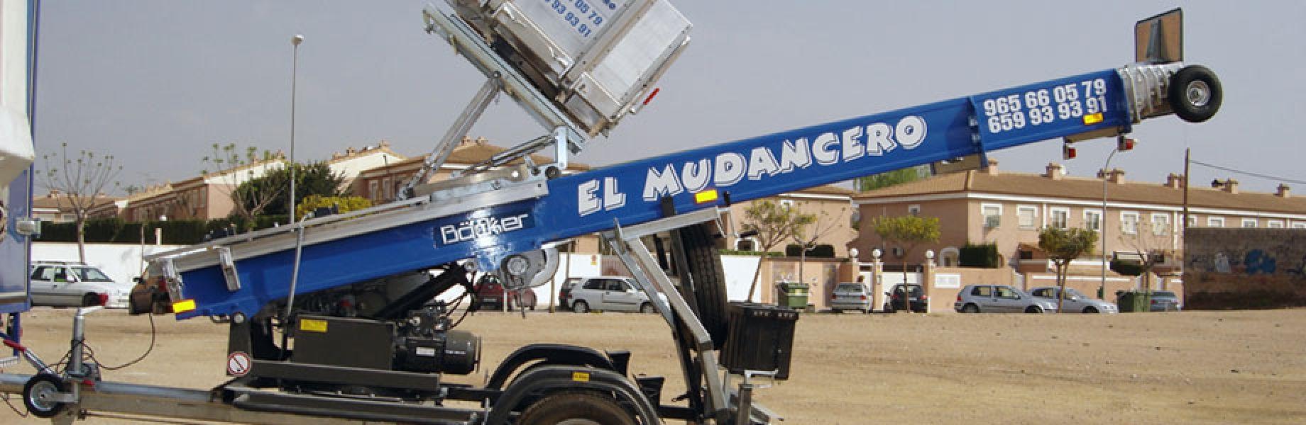 El Mudancero # Muebles Raspeig San Vicente